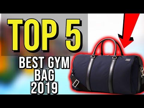 ✅ TOP 5: Best Gym Bag 2019