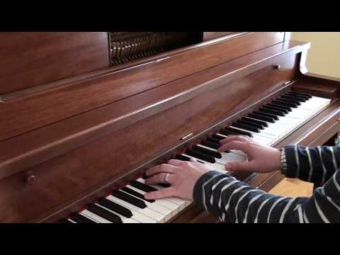"""""""Game of Thrones - A Song of Ice and Fire"""" - Jeff Vainio Piano Cover"""