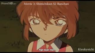 Detective Conan Trích Đoạn Những Cảnh Ngọt Ngào Của Shinichi Và Ran Movie 3