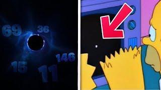 WTF?! Les Simpsons l'avaient prédit..