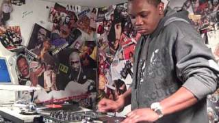 Scratch Practice-DJ Leary Luv and DJ Steel  (Detroit)