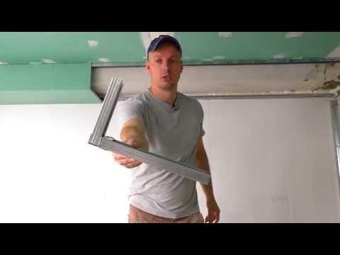 видео: Тонкости фрезеровки гипсокартона!
