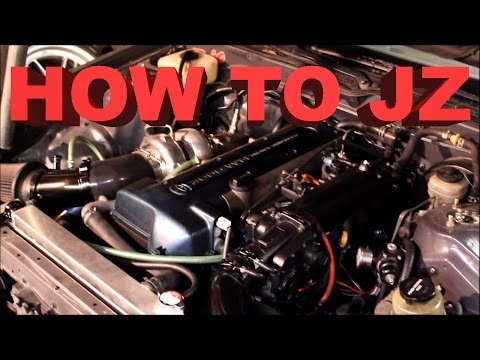 HOW TO 1JZ/2JZ SWAP: BASICS/Overview - Part 1