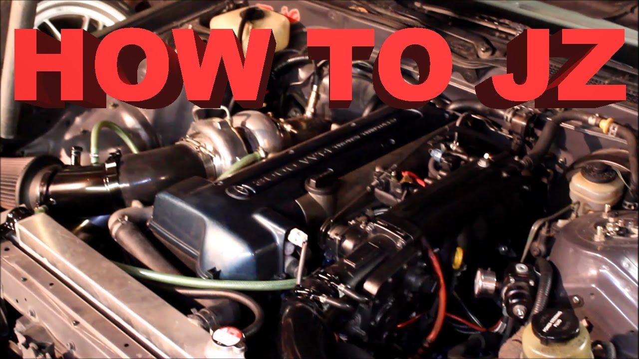 HOW TO 1JZ/2JZ SWAP: BASICS/Overview - Part 1