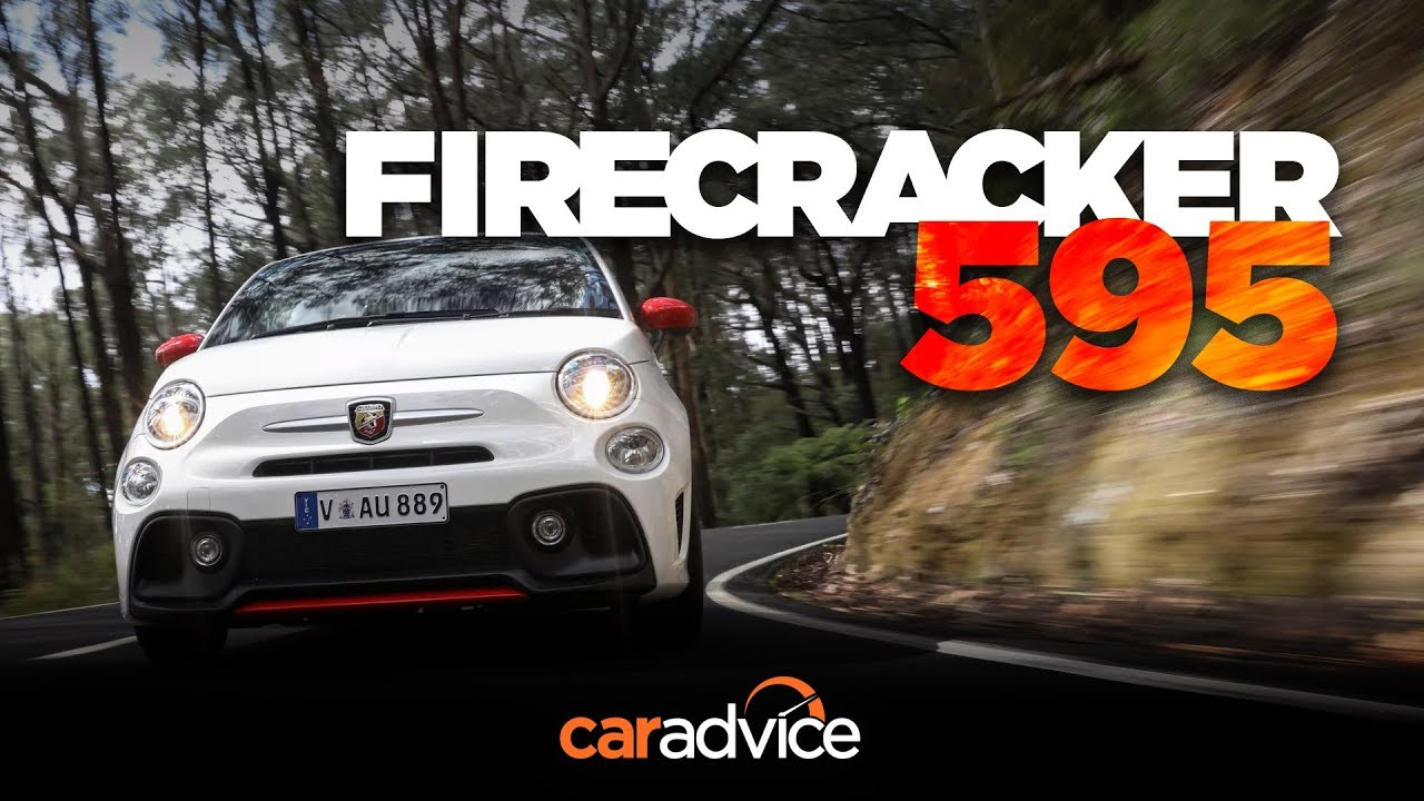 2018 Abarth 595 review: First look! - Dauer: 2 Minuten, 36 Sekunden