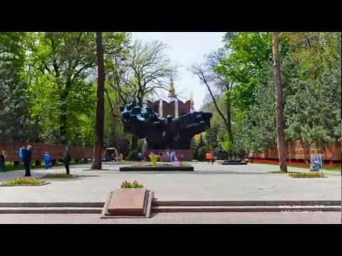 Almaty, Kazakhstan. Timelapse. HD 5700 shots