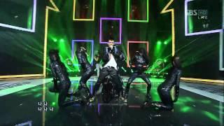 Video BIGBANG [FANTASTIC BABY] @SBS Inkigayo 인기가요 20120311 download MP3, 3GP, MP4, WEBM, AVI, FLV Agustus 2018
