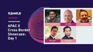 APAC X 2020: Day 1 Startup Panel