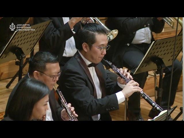 TCHAIKOVSKY | Waltz from The Sleeping Beauty / Stephen Tong · Jakarta Simfonia Orchestra