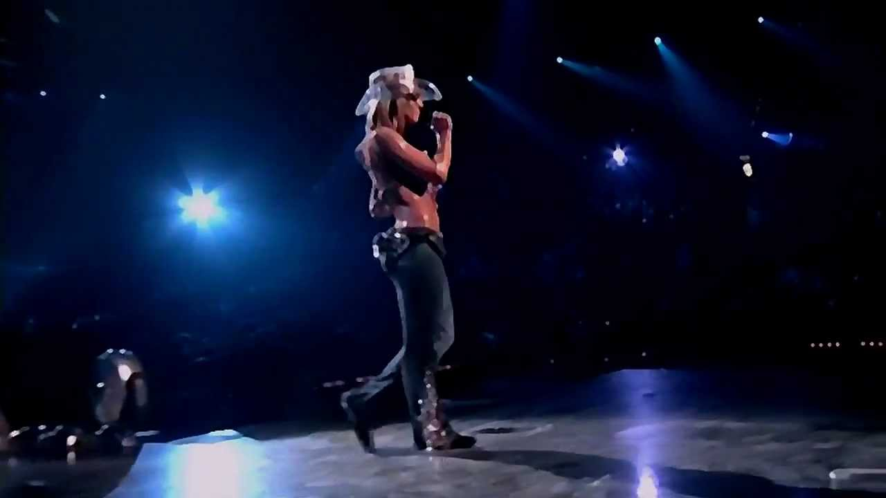 Britney Spears Live From Las Vegas Baby One More Time Youtube