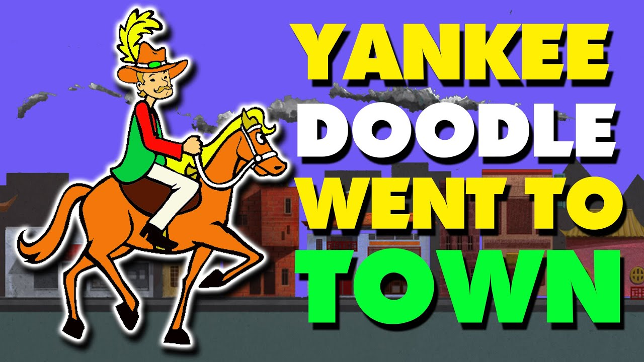 Youtube Yankee Doodle For Kids