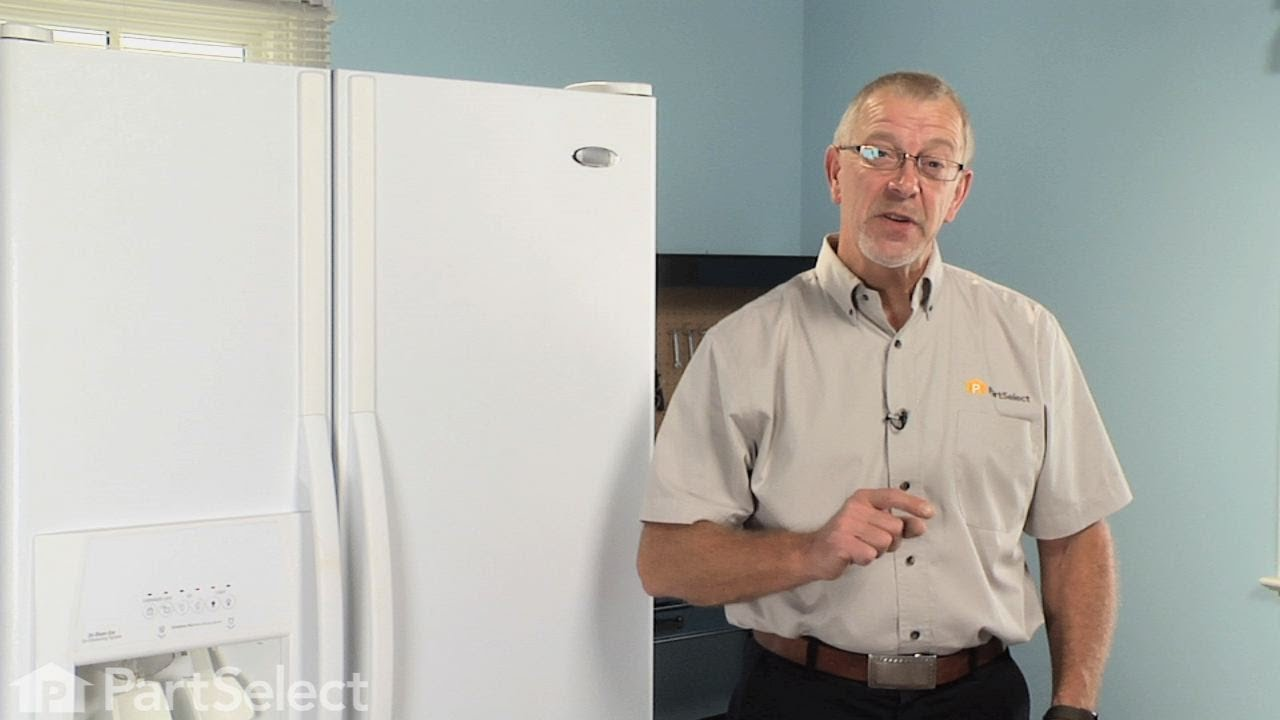 How Change Light Bulb Whirlpool Refrigerator