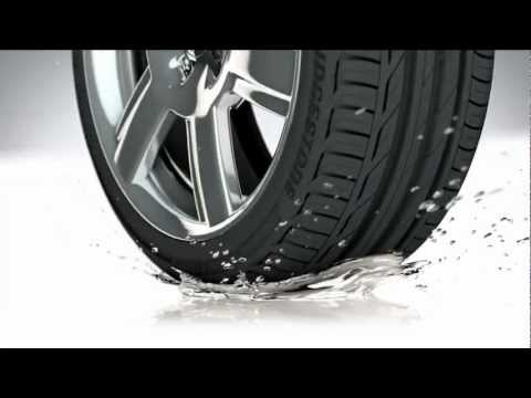 Bridgestone Turanza T001 Tyre - Promotional Video