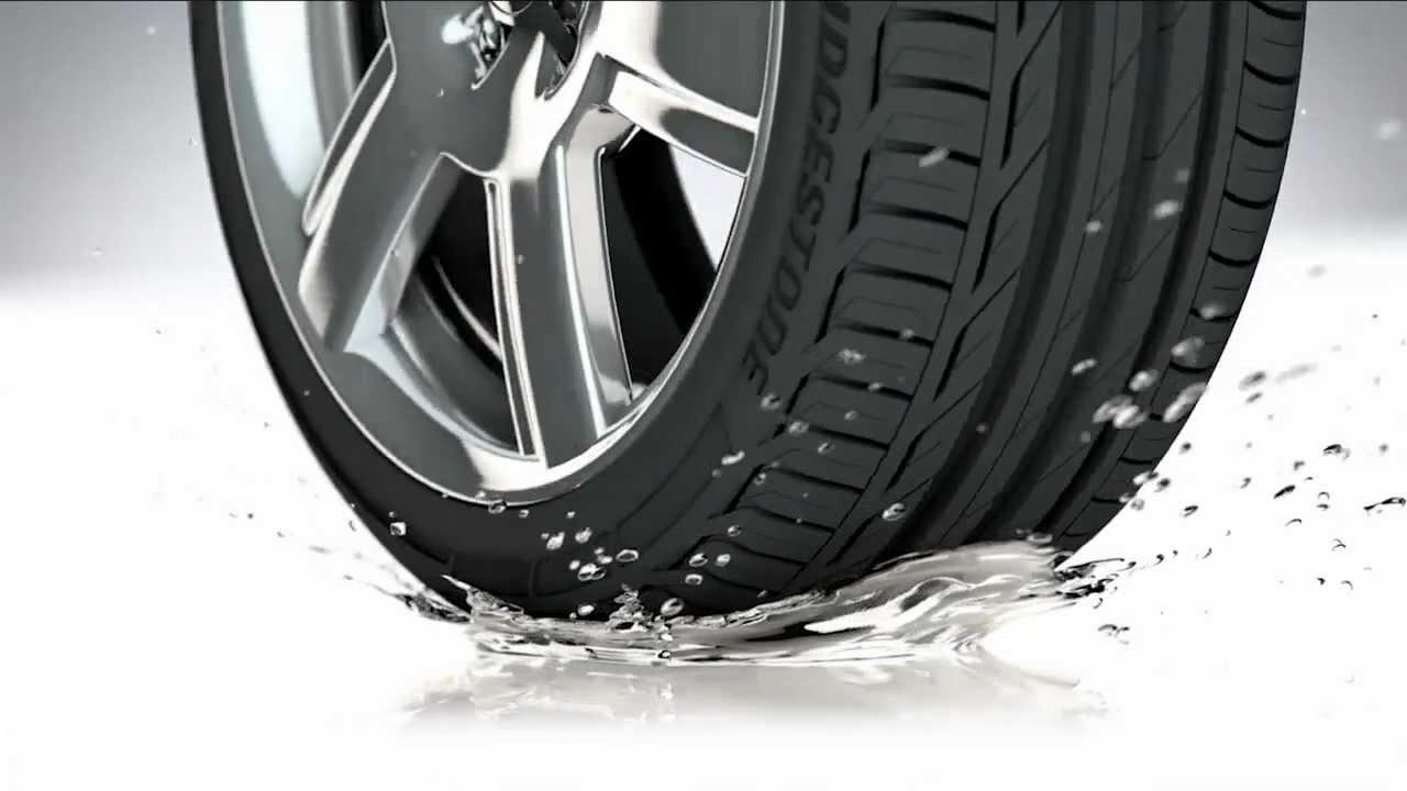 Bridgestone Turanza T001 Tyre - Promotional Video - YouTube