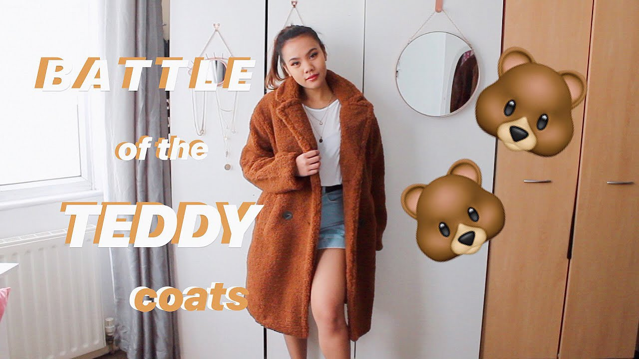 latest design exclusive deals save up to 80% BATTLE OF THE TEDDY COATS | Topshop| ASOS | BERSHKA ...