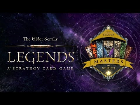 The Elder Scrolls: Legends Masters Series Championships – Day 2 – Finals Day