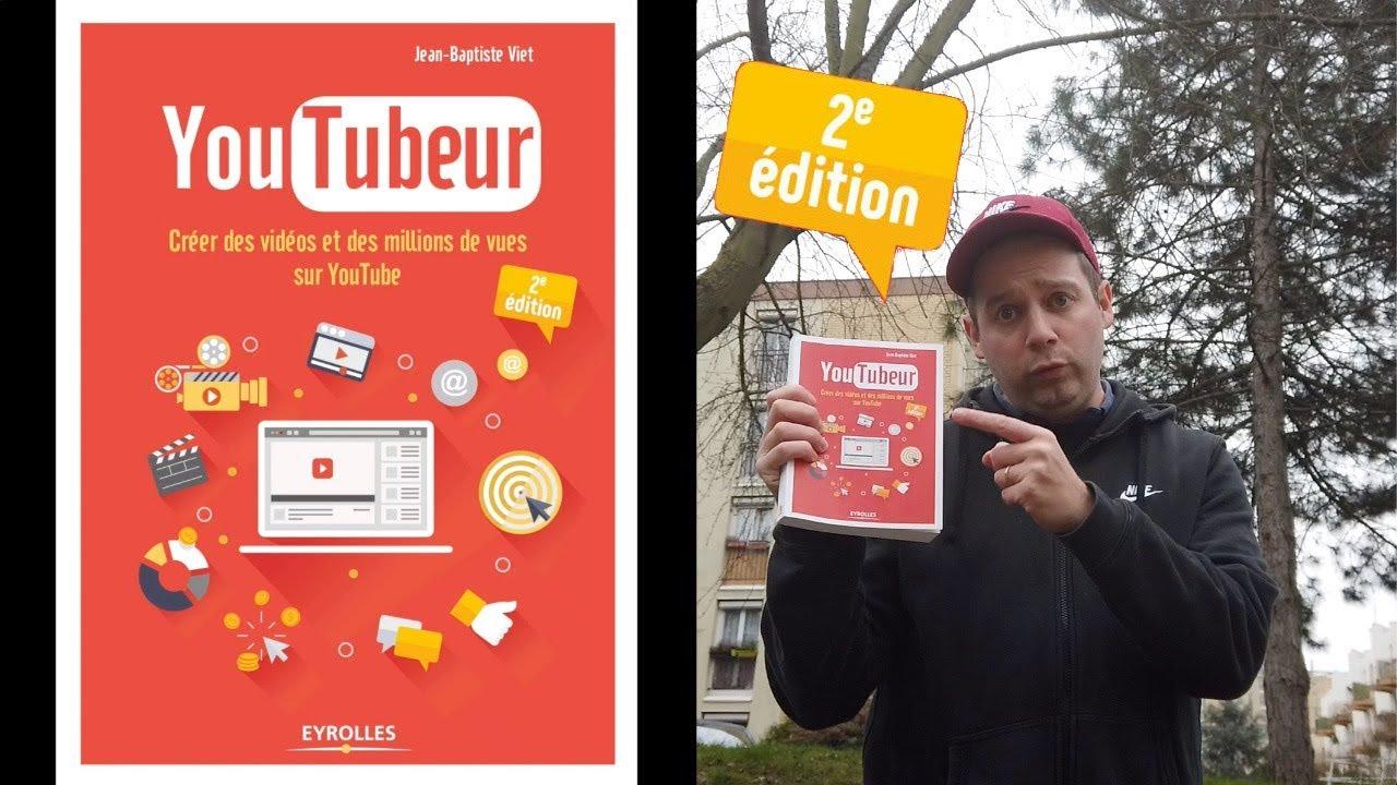 Livre Youtubeur Les Nouveautes De La 2e Edition