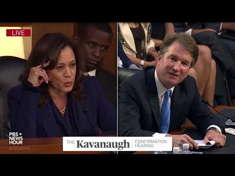 Rick Hamada & Scotty B - Key moments from Brett Kavanaugh's confirmation
