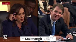 Key moments from Brett Kavanaugh's confirmation hearing in less than 15 mins thumbnail