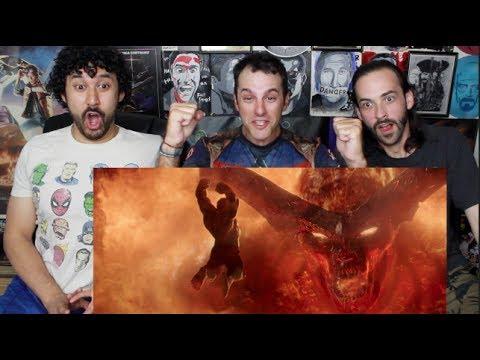 THOR: RAGNAROK Official TRAILER REACTION & REVIEW!!!