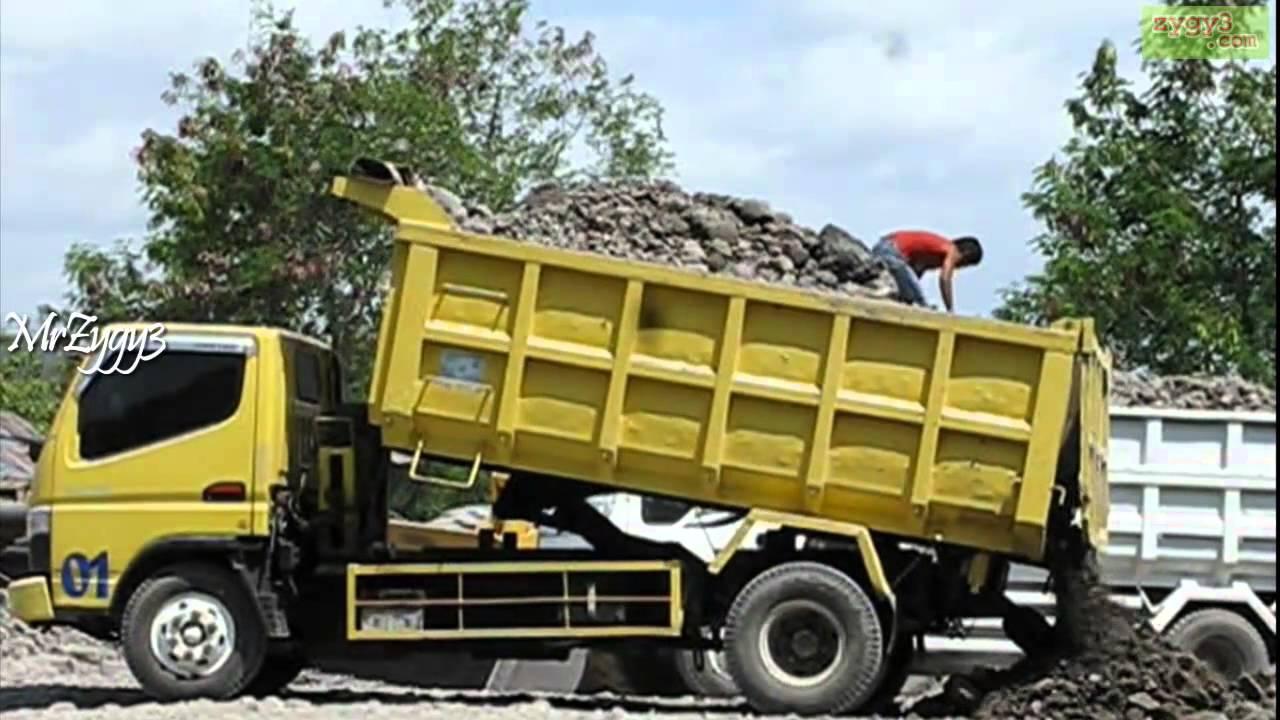 Dump Truck Mitsubishi Colt Diesel 125 PS HD Canter