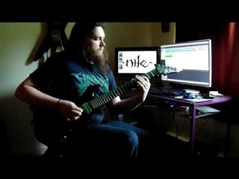 Psycroptic - A Soul Once Lost guitar cover