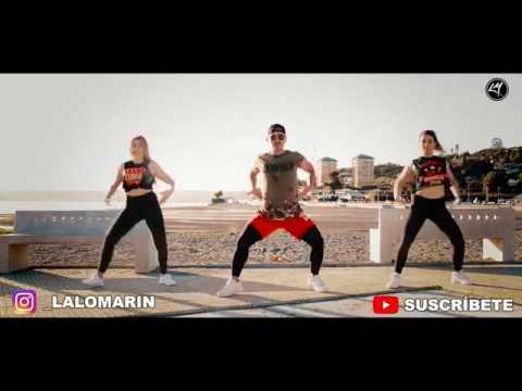 LEÑA PARA EL CARBON - DJ Alex (Coreografia ZUMBA) / LALO MARIN