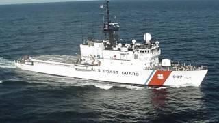 "USCG 270""Famous Class Cutters"