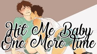 Nightcore - Hit Me Baby One More Time [male]