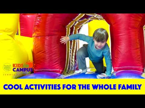 2017 Summer Camp Fair at Hudson Valley Community College