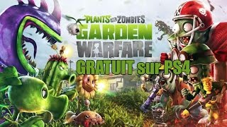 Plants vs. Zombies: Garden Warfare [ GRATUIT PS STORE ]