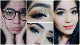 Hindi How to Do Makeup Step by Step | Makeup Tutorial (Hindi)