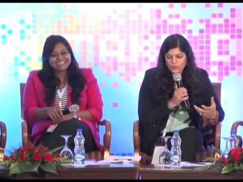 JetSetGo CEO Kanika Tekriwal at Sheroes Summit New Delhi