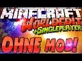 Worldedit Commands OHNE Mod / Plugin! Minecraft 1.11 Multi + Single Player! /fill Tutorial Deutsch