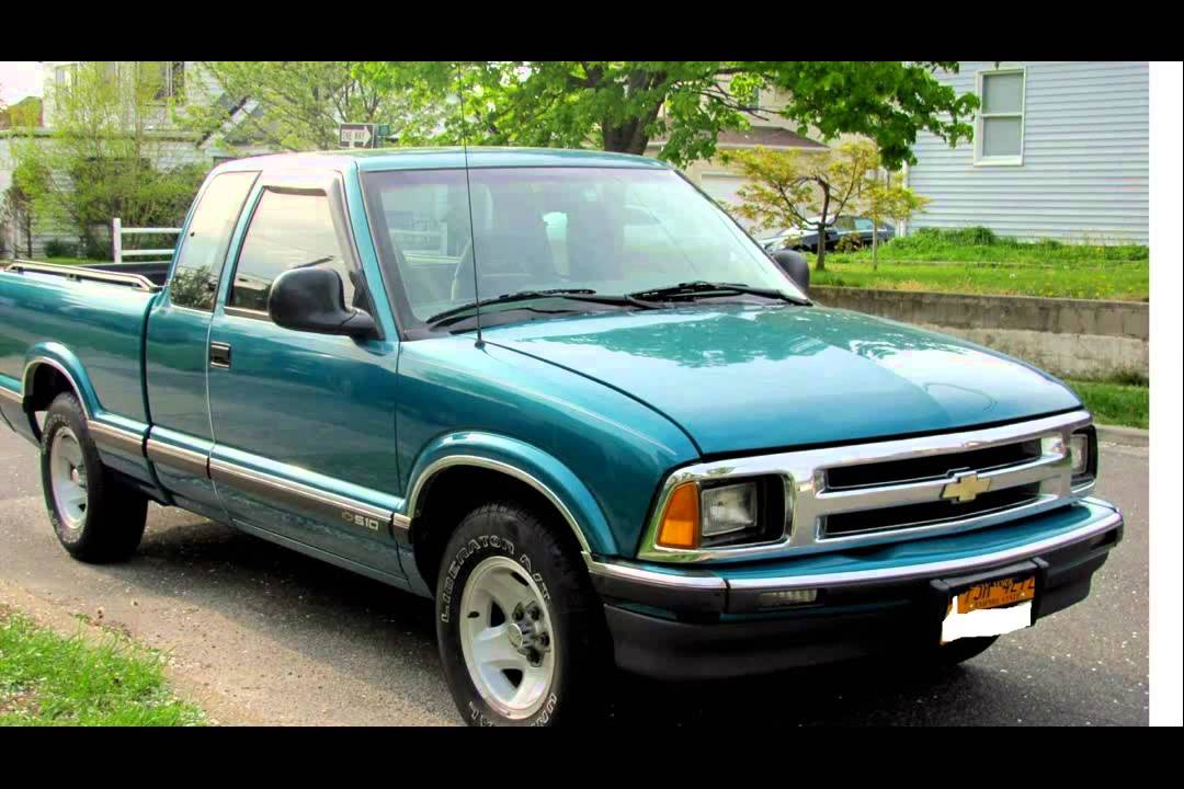 1995 Chevy S10 Truck