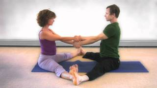 Partner Yoga Flow with Elysabeth and Matt