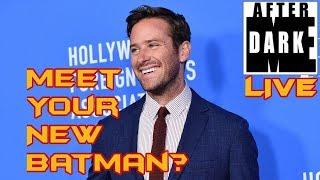 Armie Hammer as New Batman? Punisher & Jessica Jones Canceled - MEAD Live