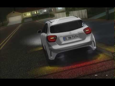 Mercedes-Benz A45 AMG