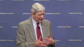 "Marvin Kalb: Authoritarianism, ""Democracy,"" & Trump"