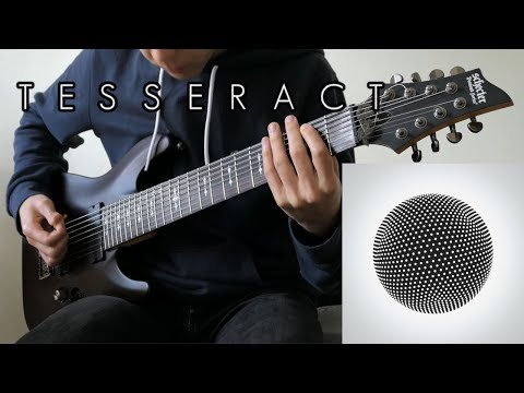 TESSERACT   Nocturne Cover