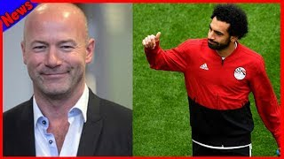 Breaking News-What Alan Shearer said about Mohamed Salah before his return to Egypt team