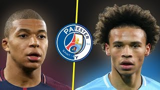 Kylian Mbappe VS Leroy Sane - Who's The Most Talented? - Amazing Skills & Goals - 2018