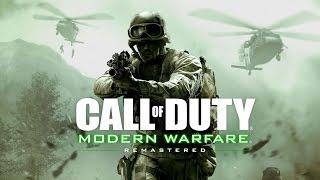 Call of Duty 4: Modern Warfare Remastered. Игрофильм - весь сюжет на русском. Видеопрохождение.
