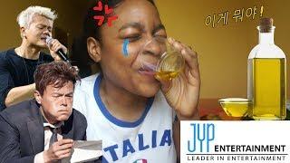 EATING AND LIVING LIKE JYP//JYP DIET