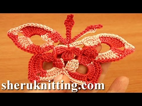 Easy Crochet Butterfly Tutorial 14 Free Crochet Butterfly Patterns ...
