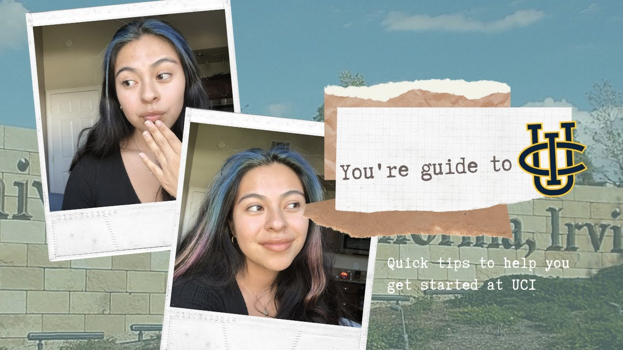 Download Your Guide to UCI  ~  Quick & Easy Breakdown of what to Expect at UCI