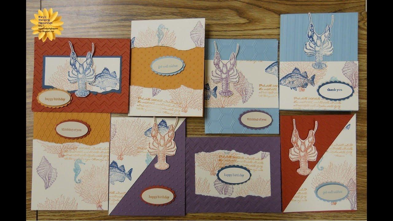 One Sheet Wonder Cards - YouTube - photo#7