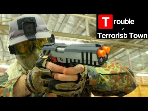 Thumbnail: AIRSOFT Bus Massacre - Trouble in Terrorist Town