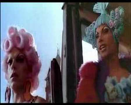 Trailer do filme Priscilla, a Rainha do Deserto