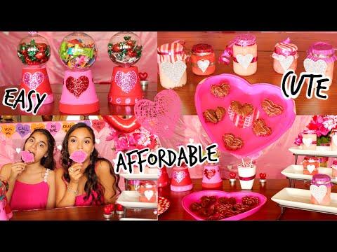 DIY Valentine's Day Treats & Gifts ♡